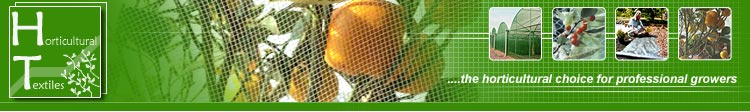 Horticultural Textiles....the horticultural choice for professional growers